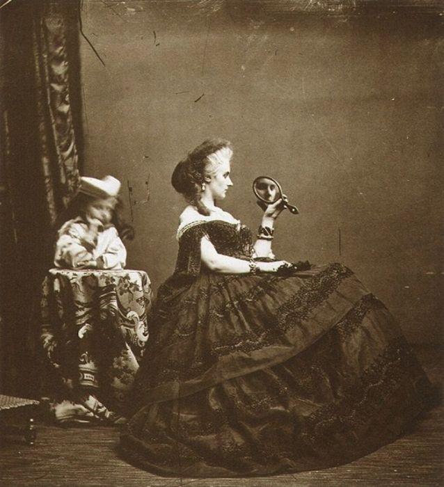 Королева сердец. \ Фото: cartierbressonnoesunreloj.com.