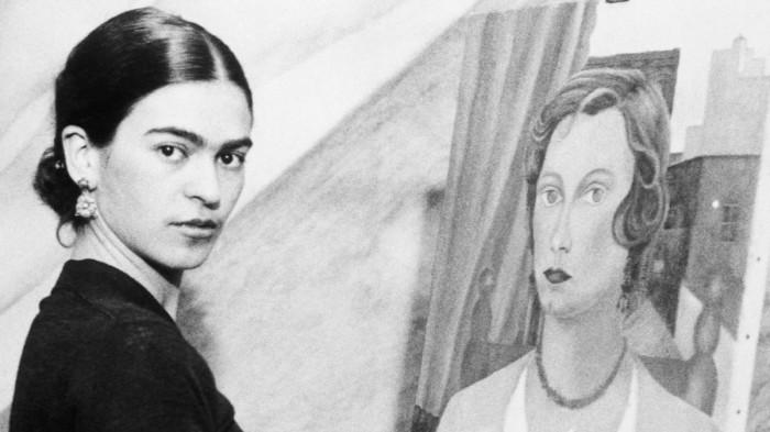 Фрида Кало. \ Фото: biography.com.