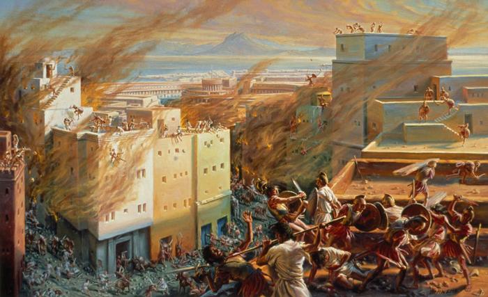 Войны Рима и Карфагена за господство. \ Фото: elgrancapitan.org.