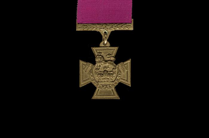 Медаль креста Виктории. \ Фото: alux.com.