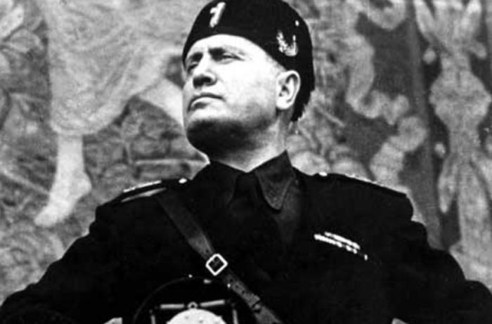 Медаль Муссолини Орден Мужества.