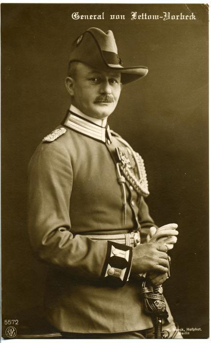 Легендарный немецкий командир.
