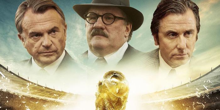 Кадр из фильма Лига мечты.