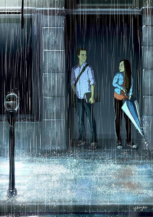 Встретить наконец-то свою судьбу. Автор: Yaoyao Ma Van.