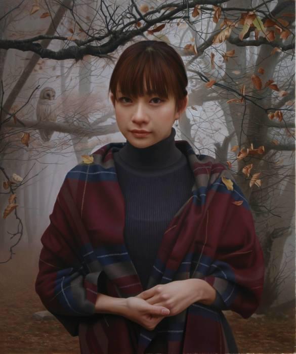 Осень. Автор: Yasutomo Oka.