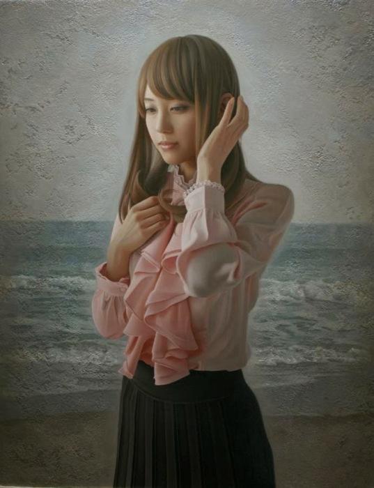 Шум моря. Автор: Yasutomo Oka.