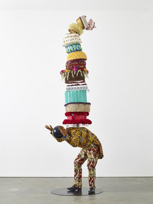 Человек-торт IV, 2015 год. \ Фото: k.sina.cn.