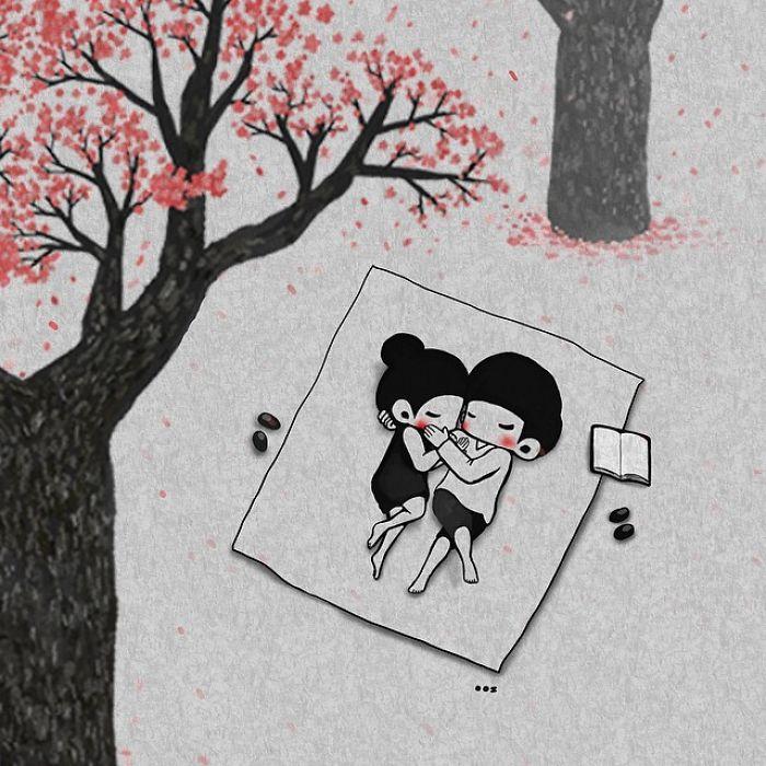 Отдых. Автор: Young Joo Kim.