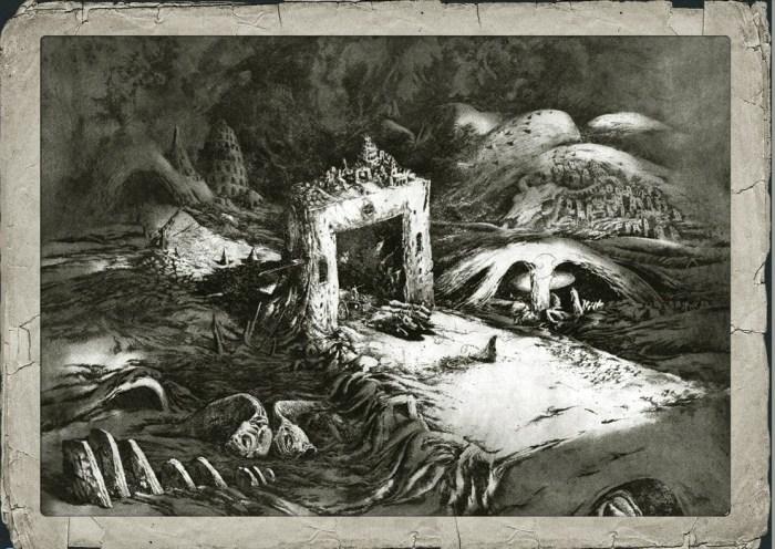 Триумфальная арка. Автор: Юрий Лаптев.