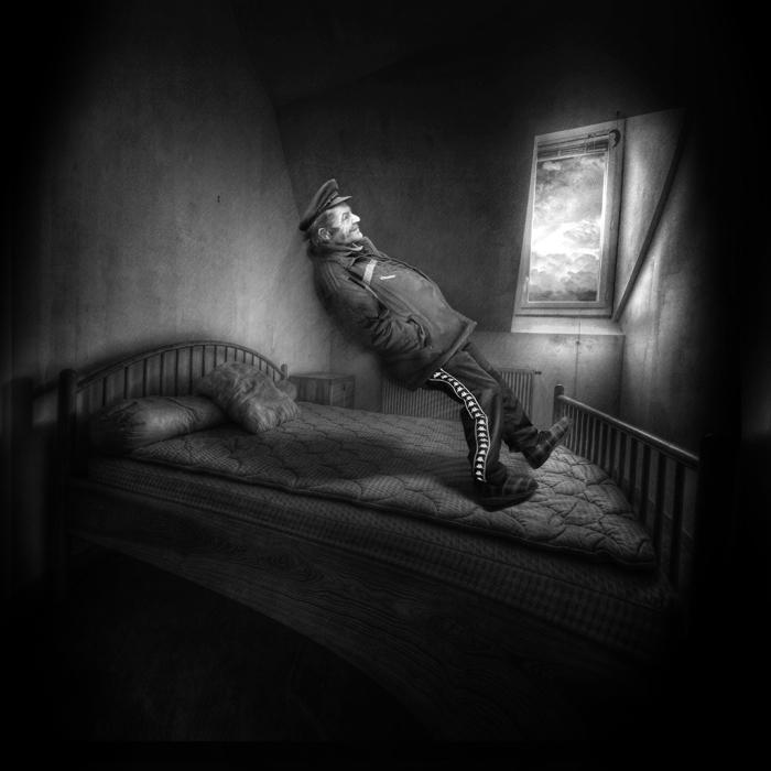 Уроки левитации. Автор: Yves Lecoq.