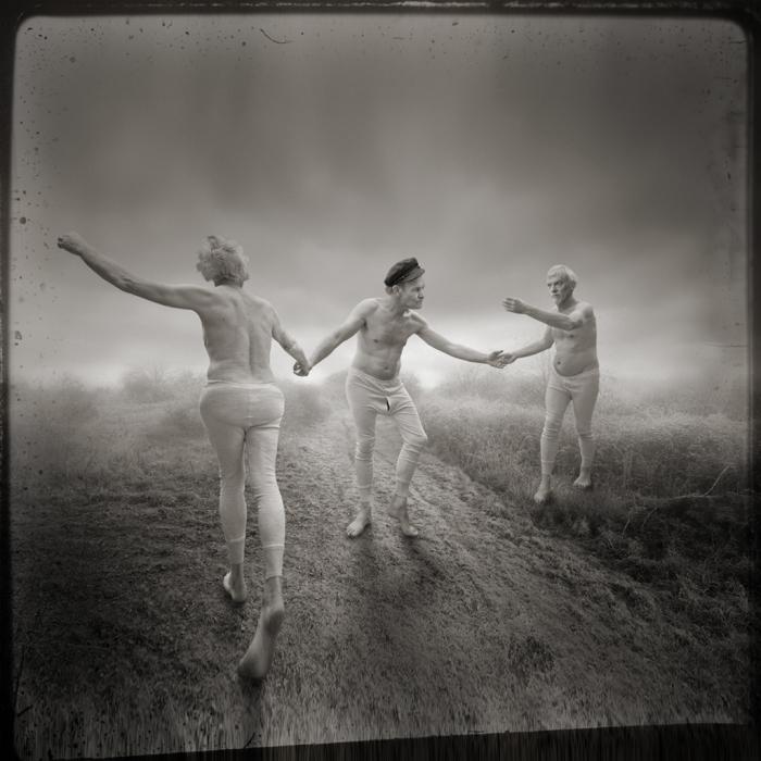 Вакханалия. Автор: Yves Lecoq.