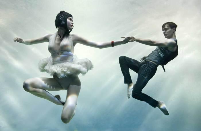 Космический балет. Автор: Zena Holloway.