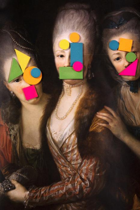 Кубизм. Автор: Zeren Badar.