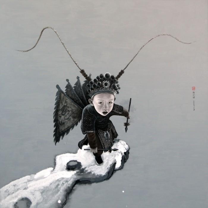 Генерал удачи. Автор: Zhao Limin.