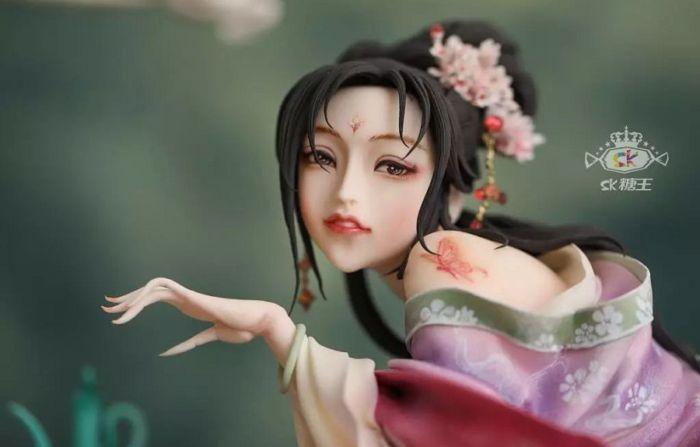Съедобная императрица. Автор: Zhou Yi.