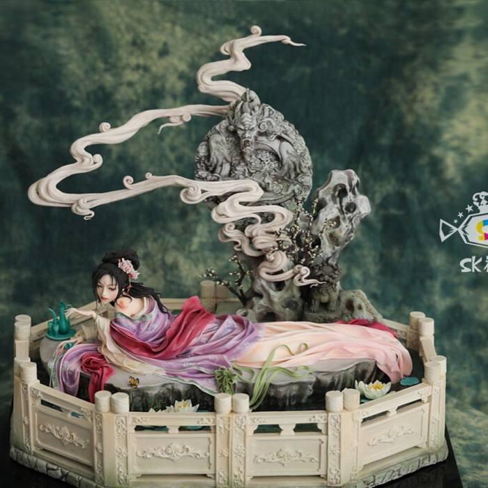 Релакс. Автор: Zhou Yi.