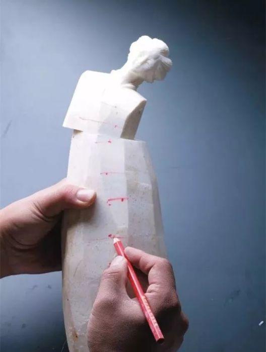 Изготовление основы. Автор: Zhou Yi.