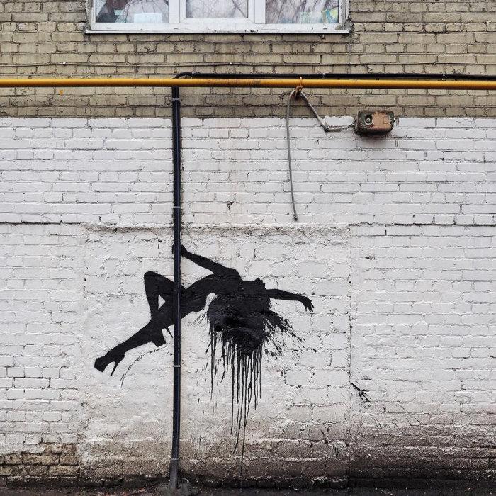 Танец на пилоне. Автор: Zoom.