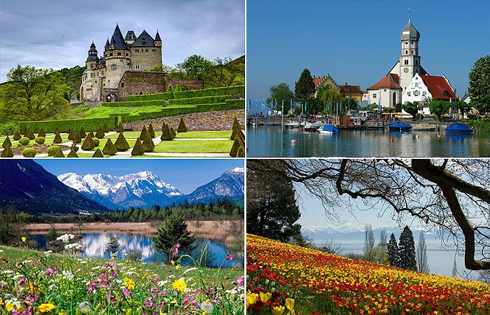 Прекрасная Германия.