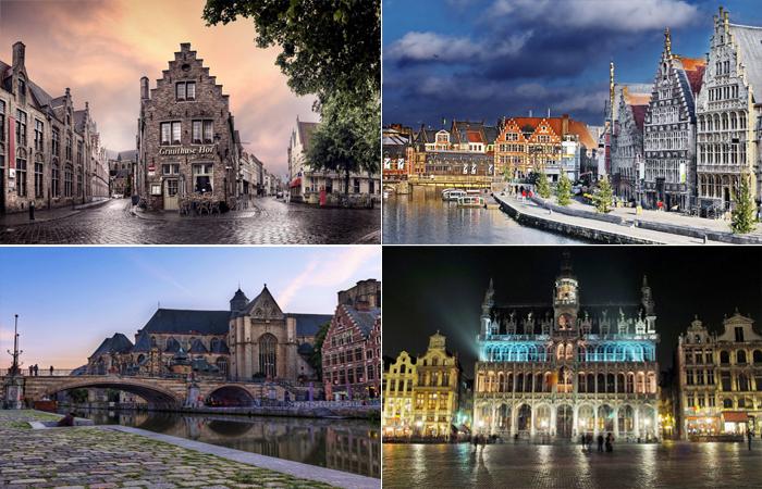 Очаровательная Бельгия.