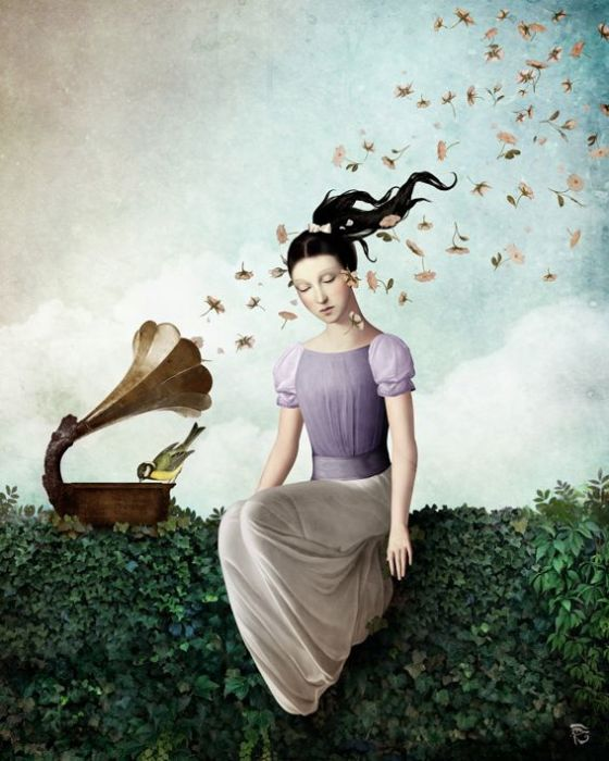 Мелодия. Автор Christian Schloe.