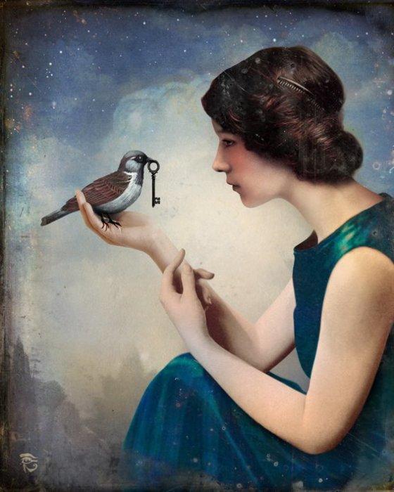Ключ к стране чудес. Автор Christian Schloe.