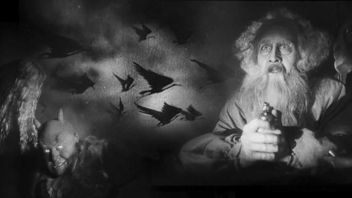 Кадр из фильма Фауст.