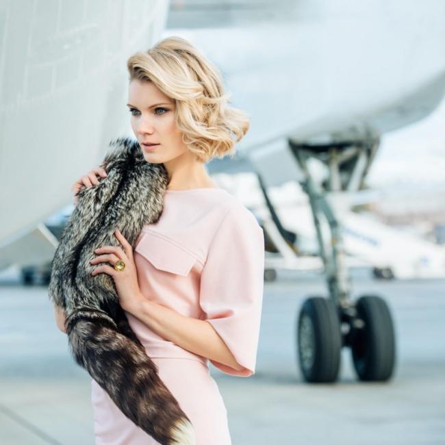 Латвийская авиакомпания «airBaltic»  ещё раз доказала то, что стюардессами работают самые красивые девушки. Календарь на 2016 год.