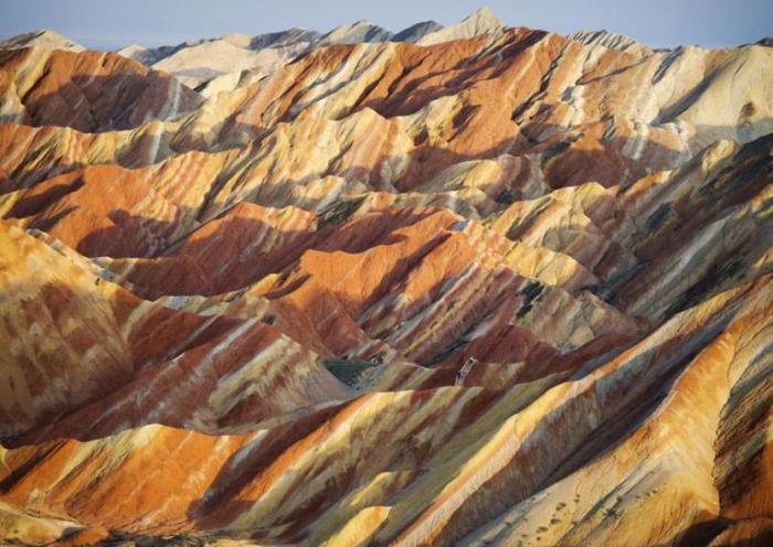 Юго-запад Боливии, солончак.