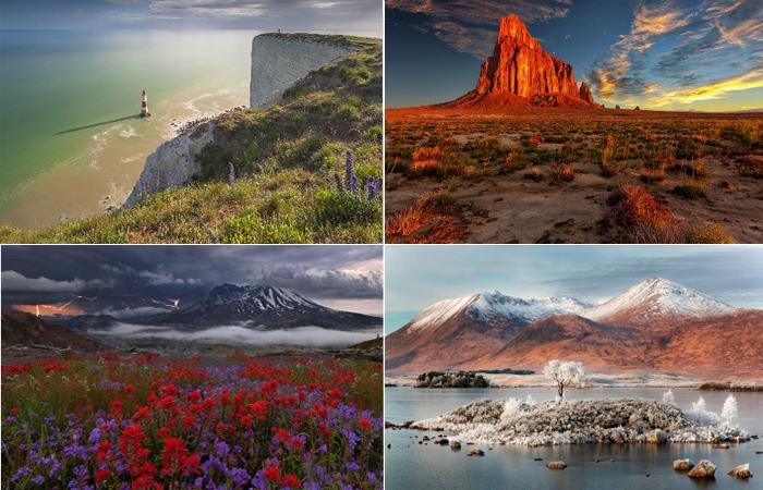 Невероятные пейзажи Америки.