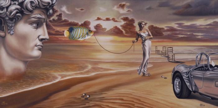Проводник памяти или выражение замыслов неба. Автор: Андрей Горенков.