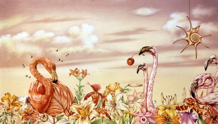 Сад тысячи видов весны. Автор: Андрей Горенков.