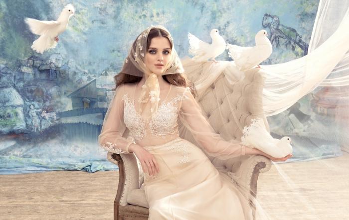 Крылья любви - замечательная серия работ от фото-дуэта Андрей Яковлева и Лилии Алеевой.