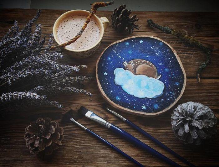 Сладкий сон. Автор: Анна.