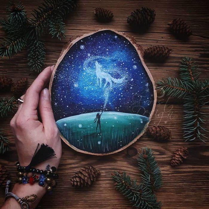 Млечный путь. Автор: Анна.