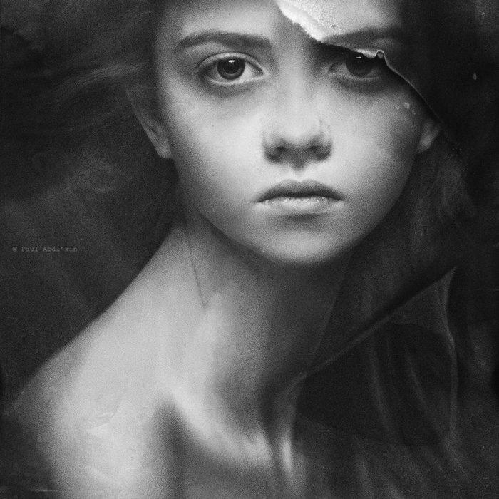 Портрет девушки. Фото Paul Apal'kin.