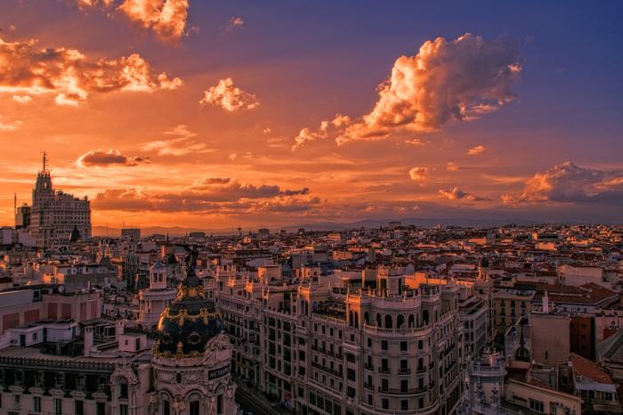 Мадрид, Испания. Автор фото: Emilio Cabida.