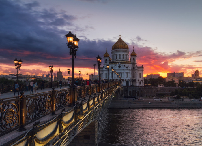 На закате дня. Автор фото: Max Vysota.