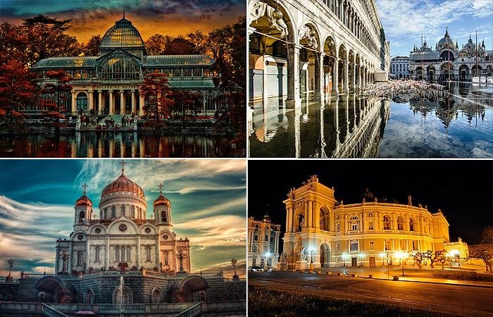 Города, которые стоит посетить, отправляясь в кругосветное путешествие.