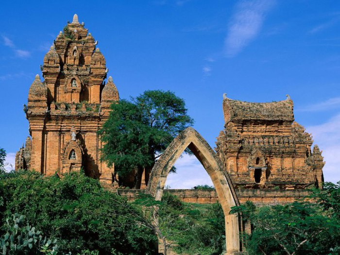Великолепный Вьетнам.