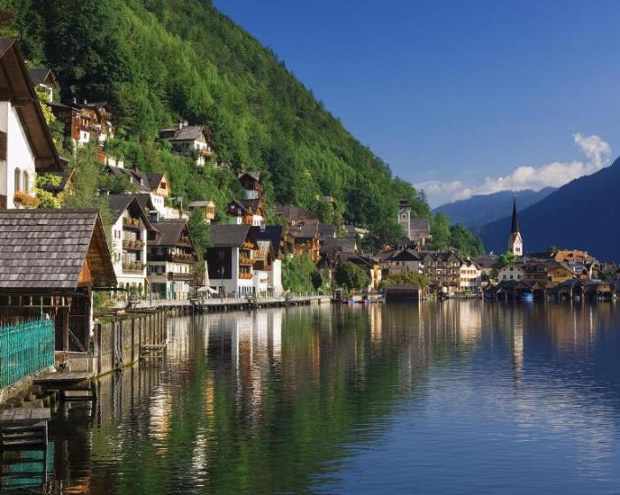Путешествие по Австрии.