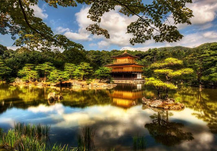 Необыкновенно красивая Япония.