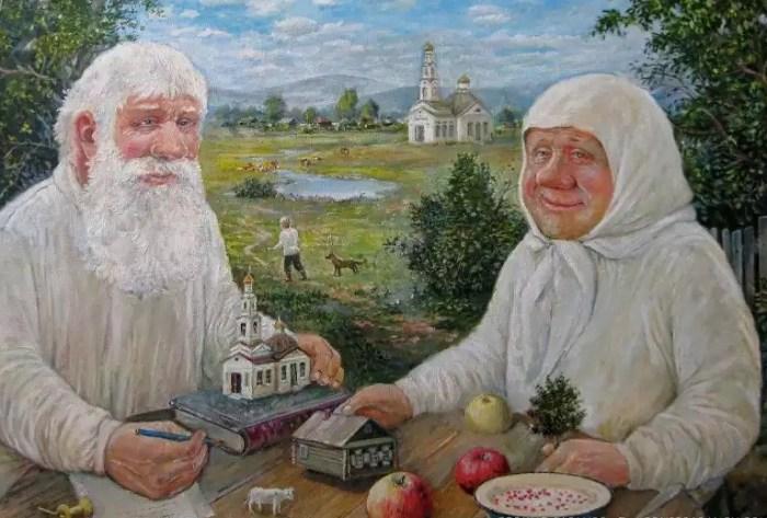 Мой мир. Автор: Леонид Баранов.