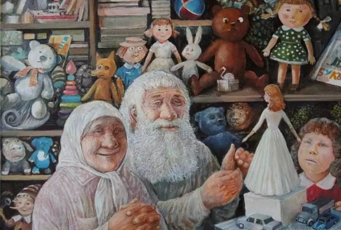А Буратин, я ещё в детстве недолюбливал. Автор: Леонид Баранов.