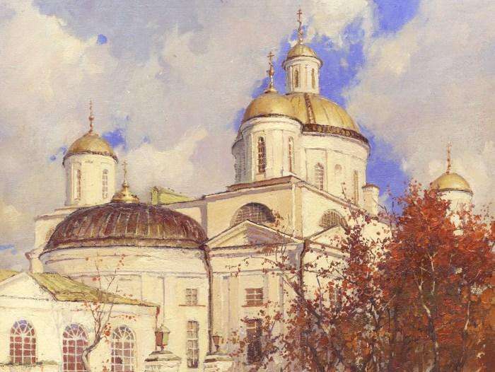 Пенза. Спасский кафедральный собор. Автор: Денис Коробков.