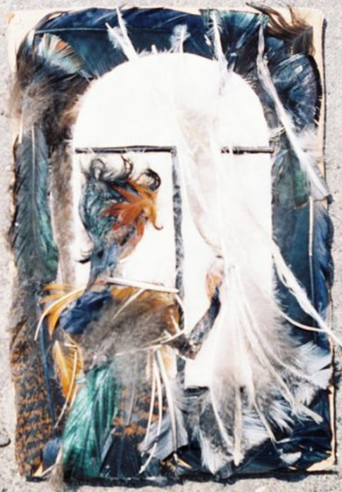 Девочка у окна. Автор: Басараб Наталья.