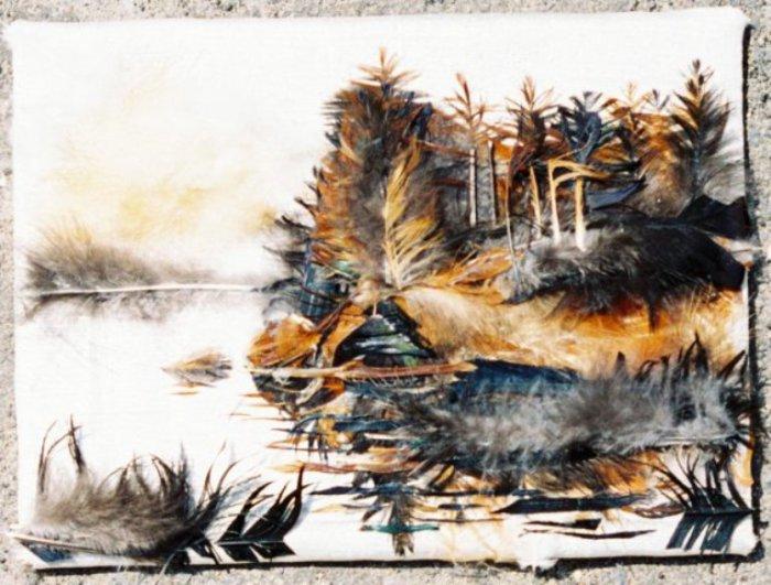 Лодка у берега. Автор: Басараб Наталья.