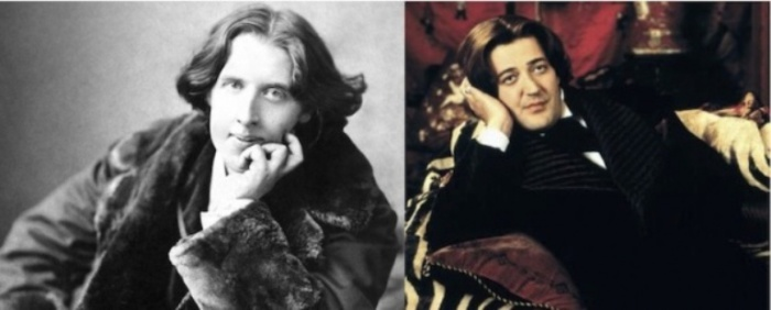 Оскар Уайльд и Стивен Фрай, «Уайльд».