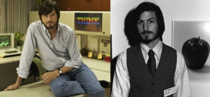 Эштон Катчер и Стив Джобс, «Джобс».