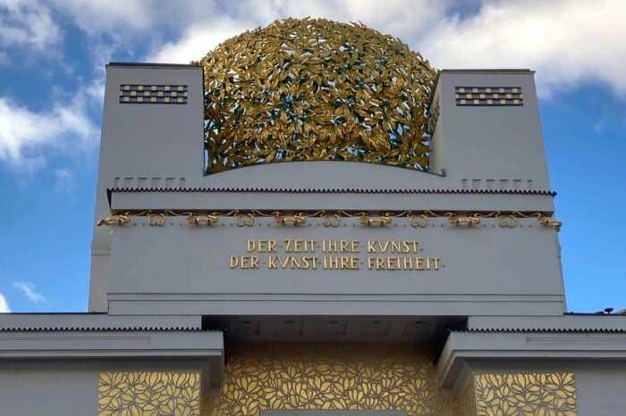 «Для каждой эпохи своё искусство, для искусства - своя свобода». \ Фото: pinterest.ru.